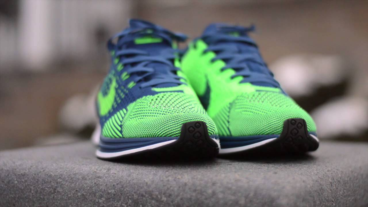 355aee22b34e Nike Flyknit Racer