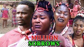 """New Hit Movie """"A MILLION SORROWS"""" Season 1&2 - (Destiny Etiko) 2019 Latest Nollywood Epic Movie"""
