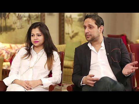 Mojarto Conversation With Rajeeb And Nadia Samdani