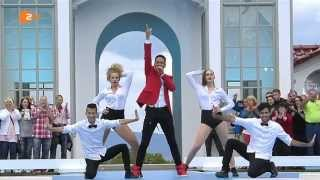Jesse Ritch - Get The Groove (Live @ ZDF Fernsehgarten, 17.08.2014)