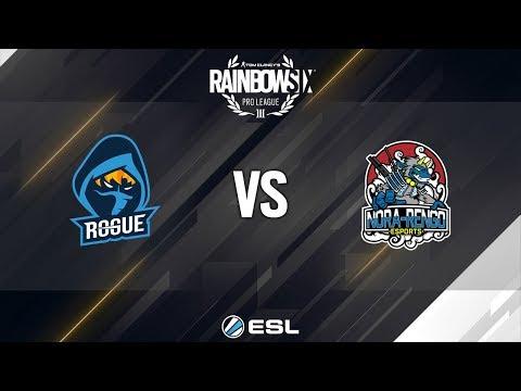 Rainbow Six Pro League Finals - Season 8 - Rio de Janeiro - Rogue vs Nora Rengo