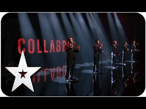 COLLABRO  COME WHAT MAY  FINAL  GALA 08  GOT TALENT PORTUGAL 2015