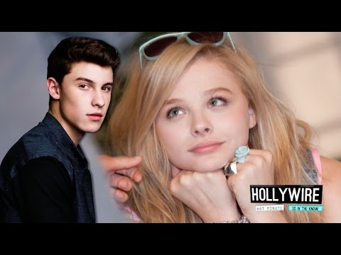 Did Chloe Grace Moretz FLIRT With Shawn Mendes on Twitter?!