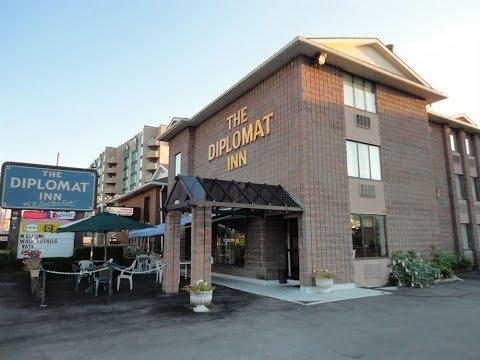 Diplomat Inn 2 Stars Hotel In Niagara Falls, Canada