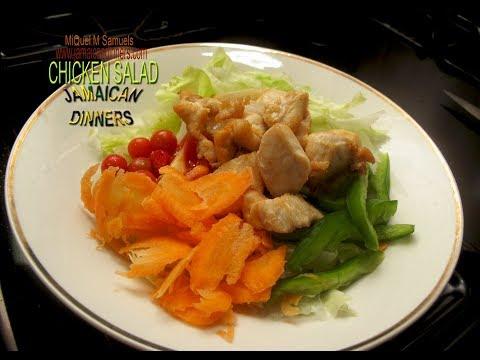 CHICKEN SALAD; Proper Homemade Recipe