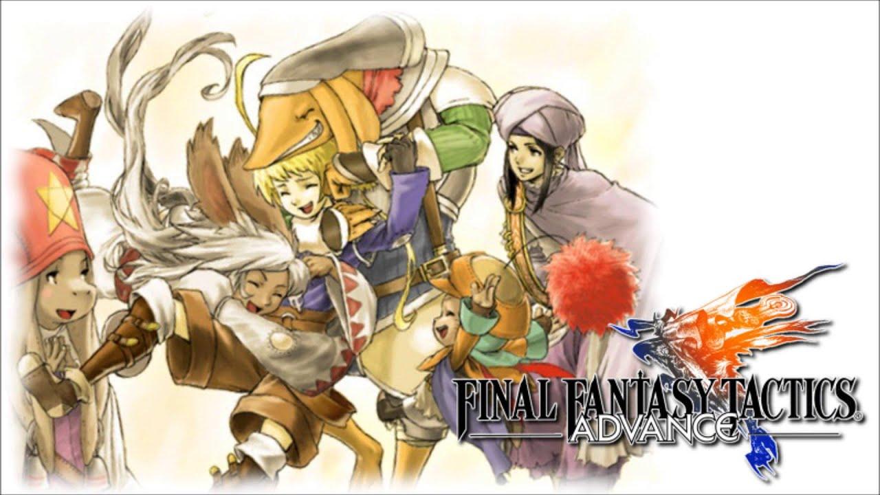 Final Fantasy Tactics Advance Monster Farm Extended