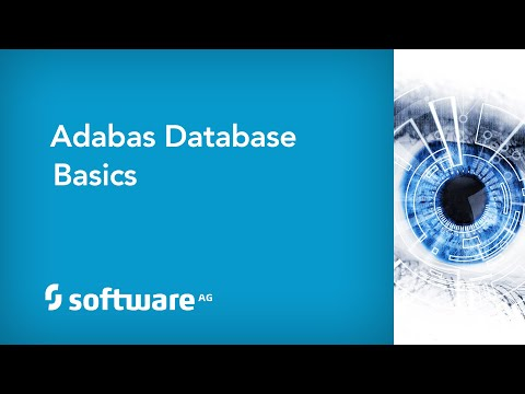 Adabas Database Basics