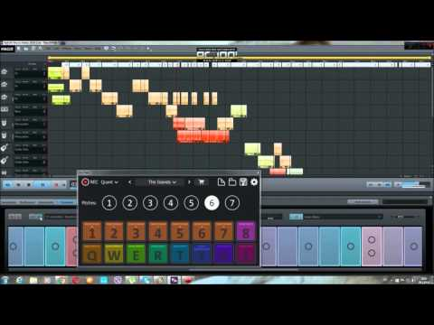 Magix Music Maker 2016 Live  Chill Out