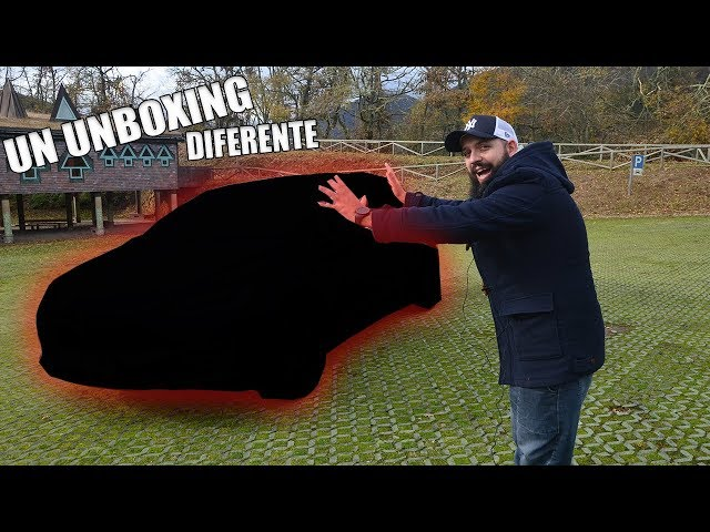 UNBOXING diferente -TESLA MODEL X 100D - TECNOLOGIA EN MOVIMIENTO