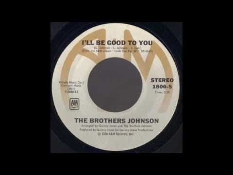 1976_042 - Brothers Johnson, The - I'll Be Good To You - (45)(3.29)