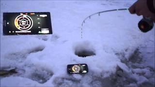 Deeper FishFinder. Работа эхолота зимой. Режим подледной ловли.(Обзор эхолота Deeper с использованием подледного режима ловли. Обзор подготовлен DIY sports. Ссылка на оригинал..., 2015-02-13T11:33:17.000Z)