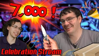 7000 Subs Celebration Stream!