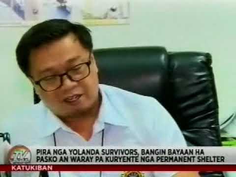 TV Patrol Tacloban - Dec 6, 2017