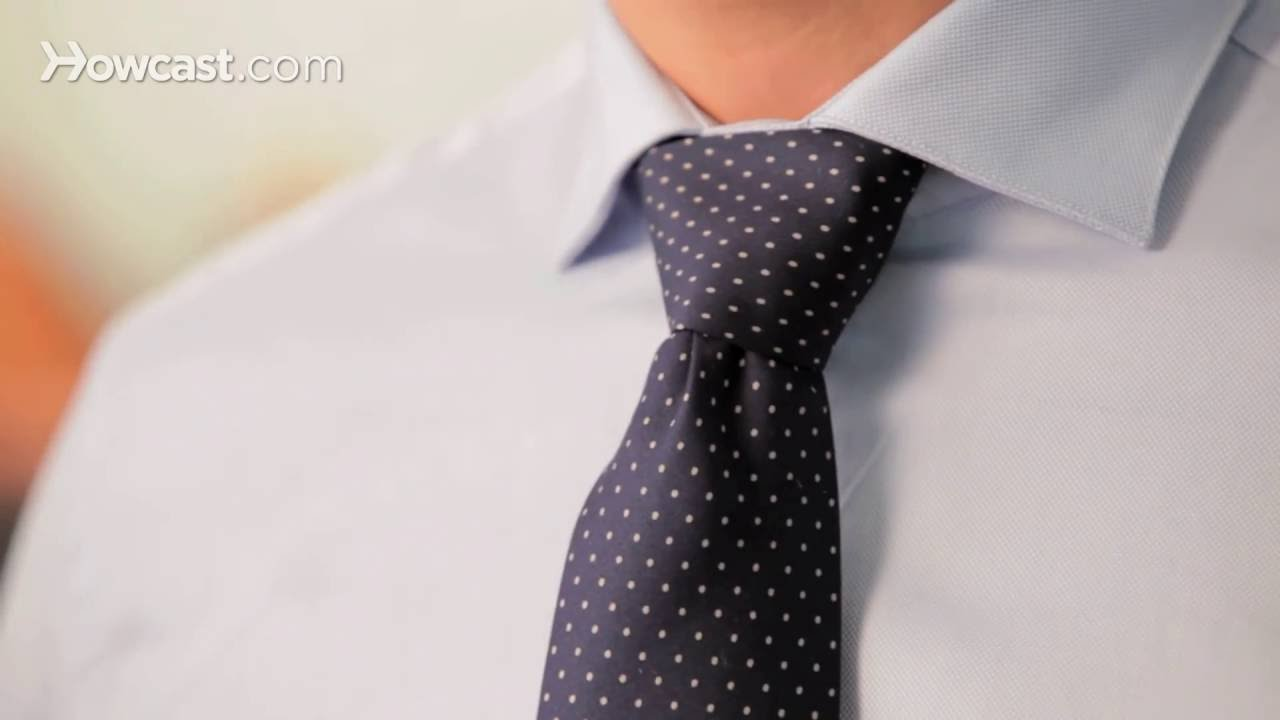 How to tie a windsor knot mens fashion youtube ccuart Image collections