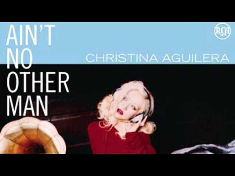 Christina Aguilera  Aint No Other Man  Instrumental