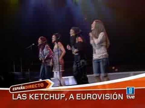 Las Ketchup - Bloody Mary