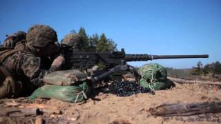 LATVIA!  U.S. Marines and Latvian National Armed Forces - Anti-Tank Rocket Live Fire Exercise!