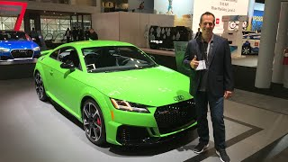 2019 NY Auto Show Q & A Chat with Joe & Lori
