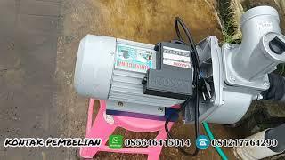 mesin pompa air irigasi JET 1500 pompa air irigasi sawah