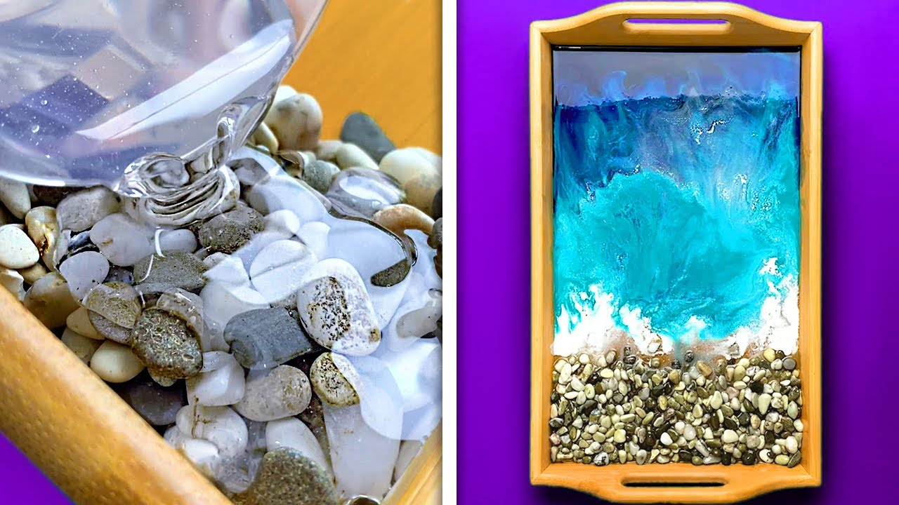 26 Dollar Store Art Ideas That Are So Mesmerizing