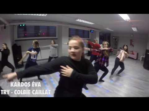 Colbie Caillat - Try - Choreography - Kardos Éva