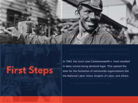 The History of the Labor Movement