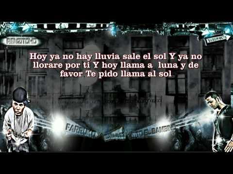 Tito El Bambino Ft Farruko – Llama Al Sol/Letra