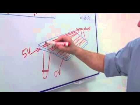 how to build a circuit for multiple leds youtube rh youtube com Person Reading a Schematic Reading Schematics Guide