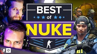 Nuke's Most Iconic Plays (From Counter-Strike 1.6 to CS:GO)