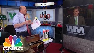 Waste Management CEO: Collecting Profits   Mad Money   CNBC