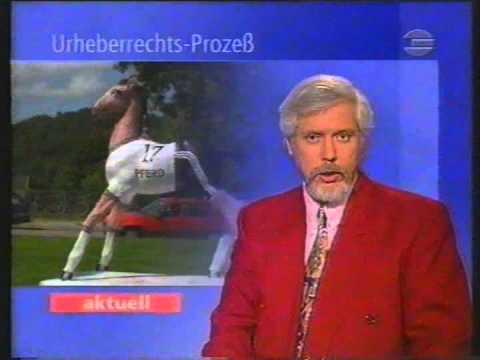 HolbeinPferd Freiburg, SWR Landesschau aktuell 3.7.1996