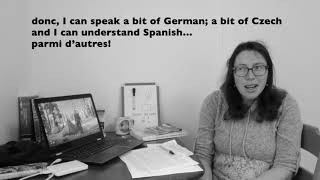 Learn English and  French with Agnès André on italki