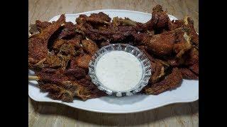 Turkish Style Mutton Chaap Recipe by hamida dehlvi
