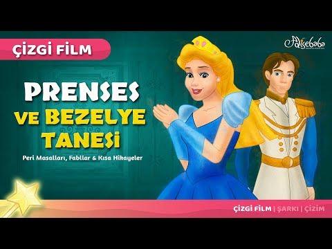 Prenses ve Bezelye Tanesi çizgi film masal 28 - Adisebaba Çizgi Film Masallar