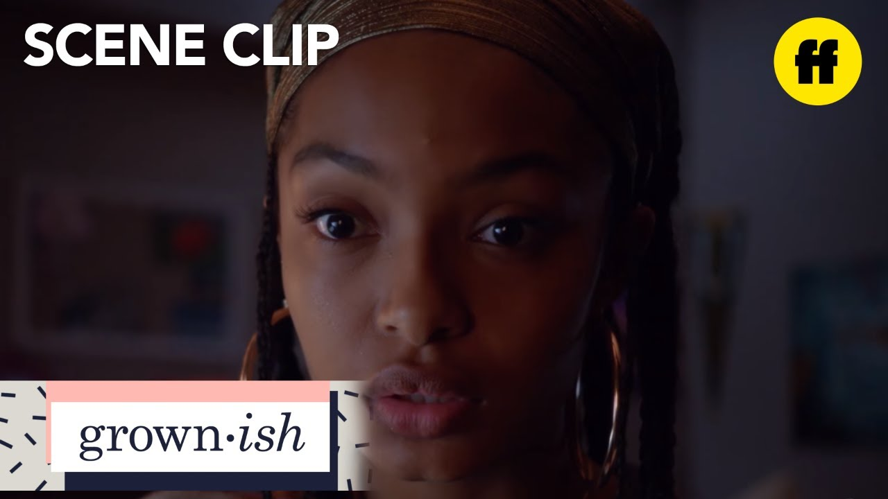 Download grown-ish | season 1, episode 2: zoey takes adderall for the first time | freeform