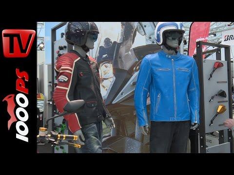 iXS Motorrad Lederjacken 2016
