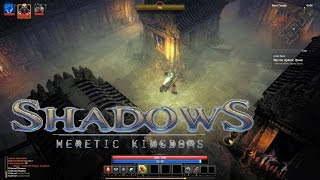 Shadows: Heretic Kingdoms - [PC Win7] Random gameplay 1 (2014)