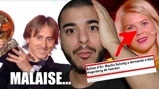 LA CÉRÉMONIE DE LA HONTE ! (Modric Ballon d'or 2018 !)