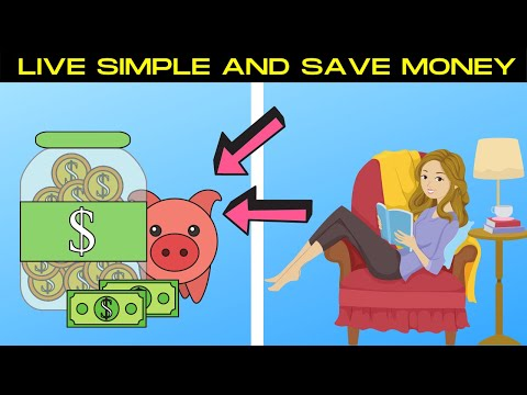10 Simple Living Tips To Help You Save Money (frugal living tips)