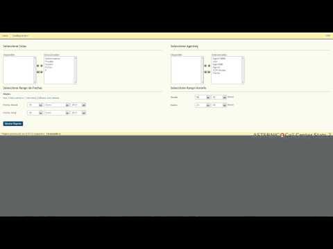Call Center Stats PRO 2 - Interface Language and Translation tool