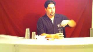 How to make Mango Mojito Recipe - Miami Bartender