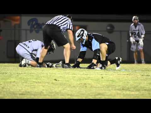 Rockledge vs Viera LAX Game From Rockledge
