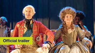 Official Trailer | Nottingham Playhouse's The Madness of George III | National Theatre at Home