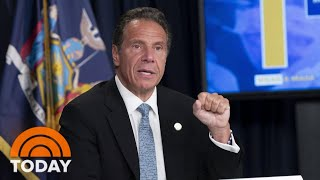 Gov. Andrew Cuomo Says New York Schools Can Reopen In The Fall   TODAY