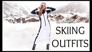 Ski Pants - WHAT I WORE SKIING | Niomi Smart