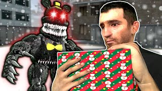 FNAF Animatronics Ruined Christmas!  Garry's Mod Gameplay