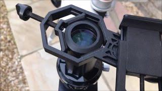 Holder  Smartphone Teropong Binocular Monocular - CM4