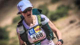 Marathon des Sables 2015 - Elizabet Barnes Interview