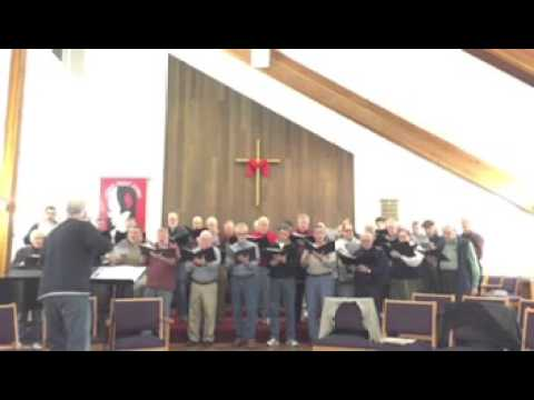 I Would Be True - Mark Patterson - Wilbraham Men's Glee Club