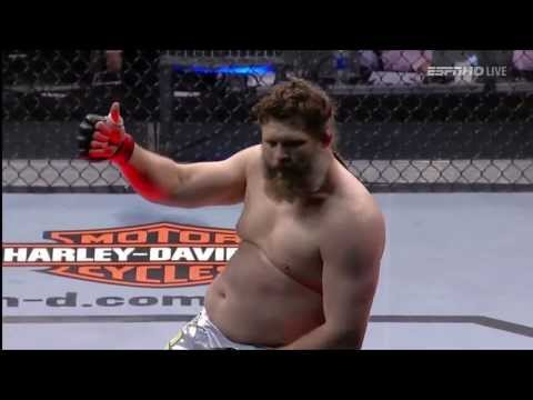 "MMA - Roy ""Big Country"" Nelson - 2013"